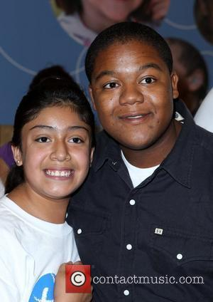 Kyle Massey and Guest Primetime and daytime stars join The Starkey Hearing Foundation in Las Vegas to deliver the 'GIFT...
