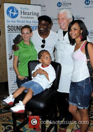 Marlee Matlin, Wayne Brady and Guest Primetime and daytime stars join The Starkey Hearing Foundation in Las Vegas to deliver...
