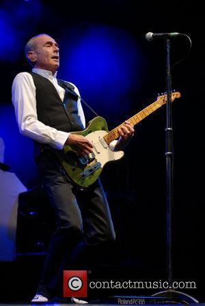 Status Quo perform live at the Old Royal Naval Collage as part of the Greenwich Summer Sessions London, England -...