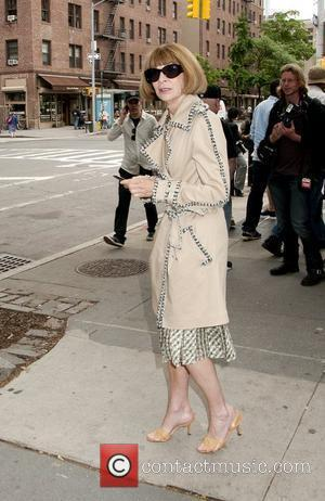 Anna Wintour Stella MCCartney Spring 2012 Presentation – Outside Arrivals New York City, USA – 13.06.11