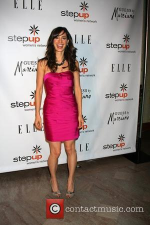 Charlene Amoia  arriving at the Stepping Up In The City Benefit for Step Up Women's Network at Majestic Halls...