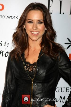 LOS ANGELES - NOV 16: Lacey Chabert arrives at the Stepping Up In The City Benefit for Step Up Women's...