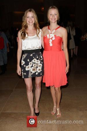 Sarah Jane Morris and Melissa Sagemiller