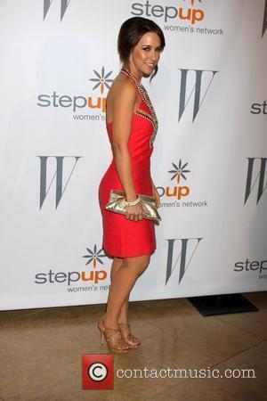 Lacey Chabert Step Up Women's Network 8th Annual Inspiration Awards Luncheon held at The Beverly Hilton Hotel  Los Angeles,...