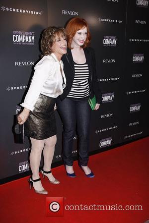 Patti Lupone and Christina Hendricks