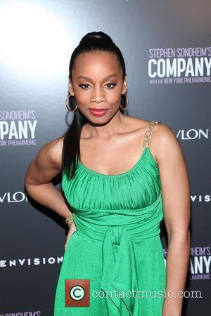 Anika Noni Rose  Film premiere of the New York Philharmonic production of 'Stephen Sondheim's Company' held at the NYIT...