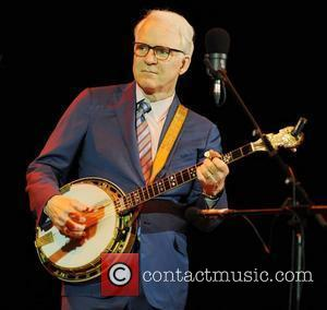 Steve Martin  performs at Hammersmith Apollo  London, England - 08.07.11