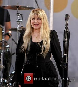 Stevie Nicks performs in Central Park as part of ABC's 'Good Morning America' Summer Concert Series  New York City,...