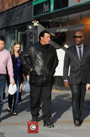 Steven Seagal Facing Lawsuit Over Deadly Police Raid