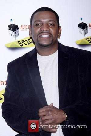 Mekhi Phifer attends a photocall for the upcoming Broadway show 'Stick Fly' at Hard Rock Cafe - Times Square. Previews...