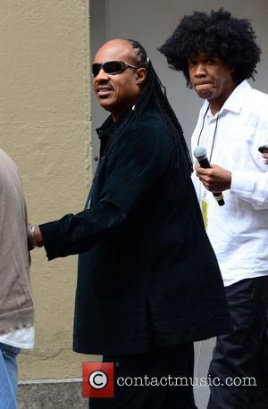 Stevie Wonder Set For Peace Concert Tribute