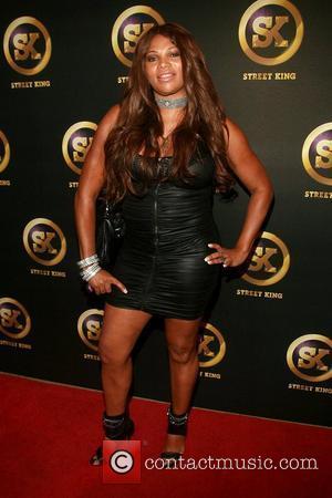 Sandra Denton aka Pepa of Salt-N-Pepa 50 Cent celebrates the launch of 'Street King at Good Units' at Hudson -...