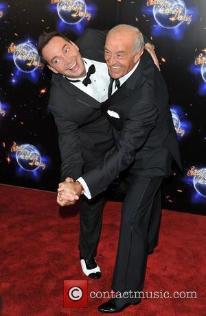 Len Goodman, Craig Revel Horwood Strictly Come Dancing launching event held at the BBC Studios. London, England - 07.09.11