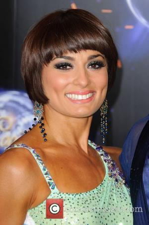 Flavia Cacace Strictly Come Dancing launching event held at the BBC Studios  London, England - 07.09.11