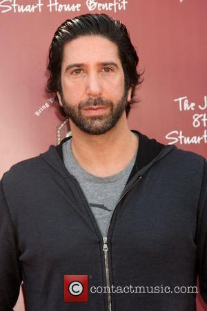 David Schwimmer 8th annual John Varvatos Stuart House benefit at John Varvatos Los Angeles  Los Angeles, California, USA -...