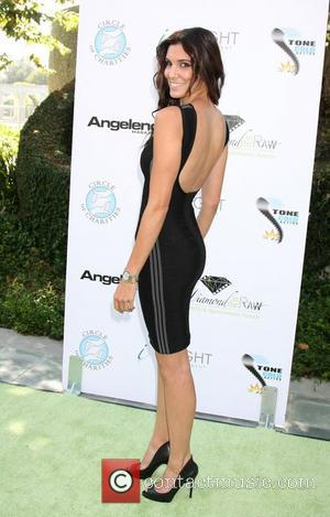 Daniela Ruah 2011 Stuntwomen Awards at the Skirball Cultural Center  Los Angeles, California, USA - 16.10.11