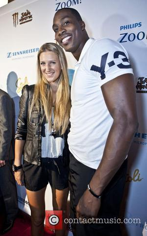 Victoria Azarenka And Dwight Howard and Metropolitan Pavillion