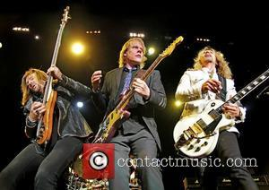 Styx Performing at Manchester MEN Arena Manchester, England - 08.06.11