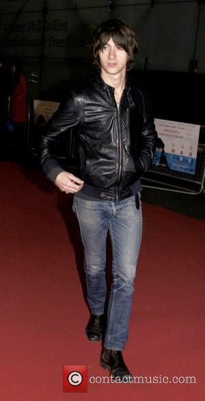 Alex Turner UK Film Premiere of 'Submarine' at BFI Southbank London, England - 15.03.11