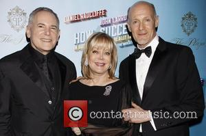 Craig Zadan and Candy Spelling