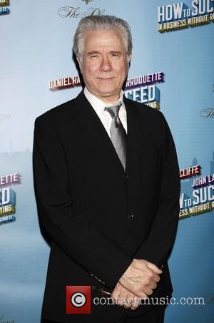 John Larroquette Opening Night after party for the Broadway musical production of 'How To Succeed In Business Without Really Trying'...