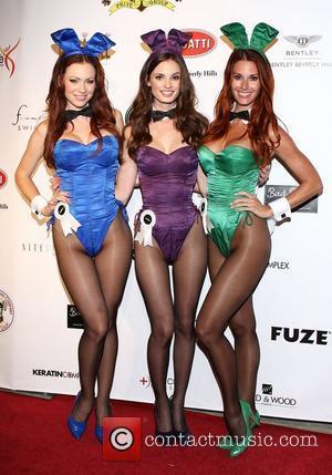 Kimberly Phillips, Kassie Lyn Logsdon and Jaime Edmondson Summer Solstice at the Playboy Mansion Los Angeles, California - 23.07.11