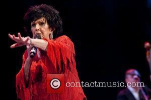 Wanda Jackson performs on stage at the Summerstage in Central Park New York City, USA - 27.07.11