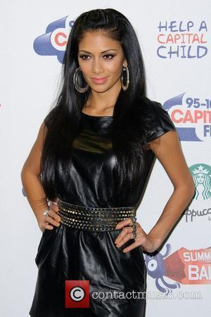 Nicole Scherzinger 95-106 Capital FM Summertime Ball at Wembley Stadium - Arrivals London, England - 12.06.11