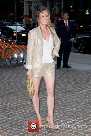 Melora Hardin New York Premiere of Snow Flower and the Secret Fan - outside arrivals New York City, July 13...