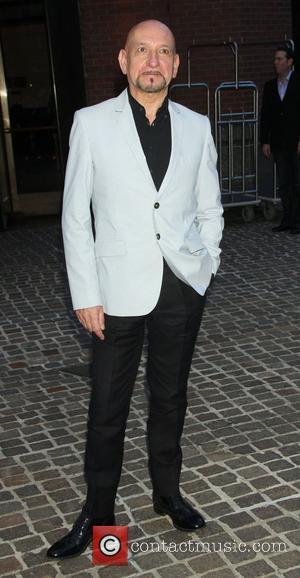 Ben Kingsley and Nicole Kidman