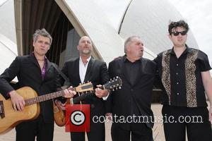 Photo-Call at Sydney Opera House for the 'Ultimate Rock 'n' Roll Jam Session', starring James Blundell, Nick Barker, Doug Parkinson...