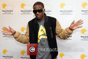Tinchy Stryder Avoids Swearing On Twitter
