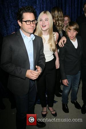 Elle Fanning and Ryan Lee