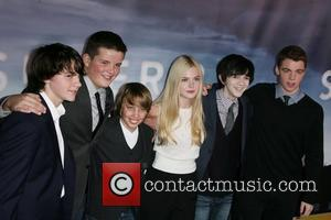 Joel Courtney, Elle Fanning, Gabriel Basso, Riley Griffiths, Ryan Lee and Zach Mills