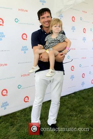 Matthew Settle and Emma Roberts