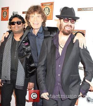Mick Jagger, Dave Stewart
