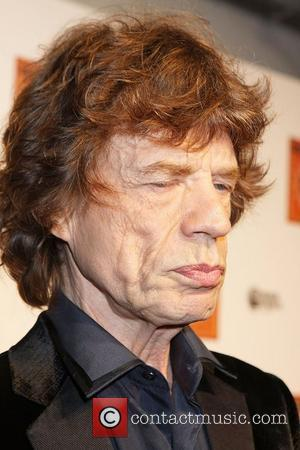 Mick Jagger Members of Sir Mick Jagger's new supergroup Superheavy celebrate the release of their self-titled album at the Double...