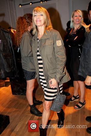 Kim Gordon Surface to Air store opening party - Inside New York City, USA - 07.09.11