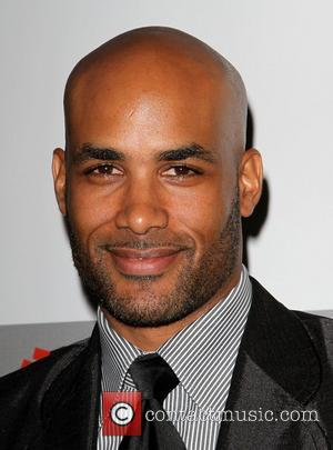 Boris Kodjoe Surreal4Real charity event benefiting The Little Princess Foundation and Haven Hills Inc held at the Vibiana - Arrivals...