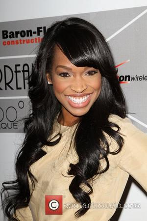 Malika Haqq Surreal4Real charity event benefiting The Little Princess Foundation and Haven Hills Inc held at the Vibiana - Arrivals...