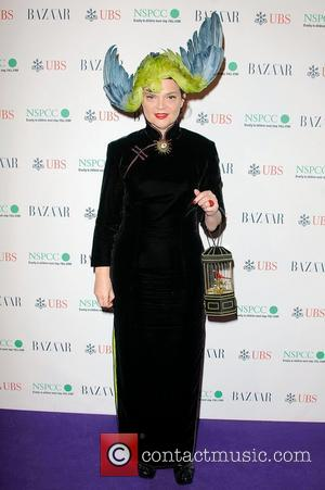 Lulu Guinness The Surrealist Ball in aid of NSPCC at The Banqueting House , London, England - 17.03.11