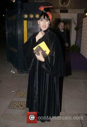 Rossy De Palma The Surrealist Ball in aid of NSPCC at The Banqueting House - Departures London, England - 17.03.11