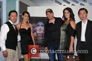 Carlos Ramirez, Burgandi Phoenix, Carlos Gallardo, Kate Singer, Chee Keong Cheung 'Susans Remembrance' premiere at Downtown Independent Theatre  Los...