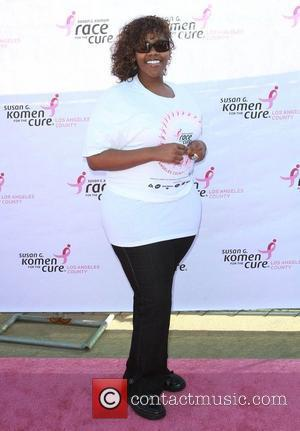 Kelly Price Susan G. Komen's 15th annual LA county 'Race for the cure' held at the Dodger stadium Los Angeles,...