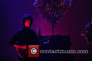 Alex Scally Baltimore duo Beach House performing live in concert as part of the annual Sydney Festival Sydney, Australia -...