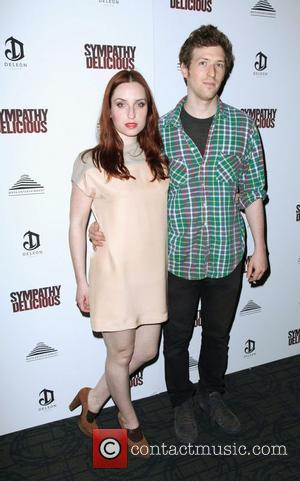 Zoe Lister-Jones and Daryl Wein  The screening of 'Sympathy for Delicious' at Landmark's Sunshine Cinema New York City, USA...