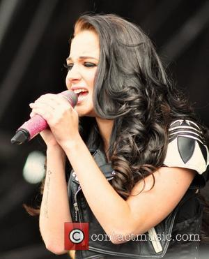 Tulisa Contostavlos of N-Dubz  T In The Park 2011 Music Festival - Day 2  Balado, Scotland - 09.07.11