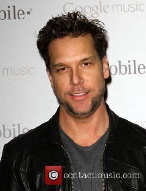 Dane Cook Celebrity Magenta Carpet Arrivals At The Launch Party For Google Music Available On T-Mobile held at Mr Brainwash...
