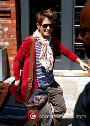 Mark Owen Take That leaving their hotel Manchester, England - 03.06.11