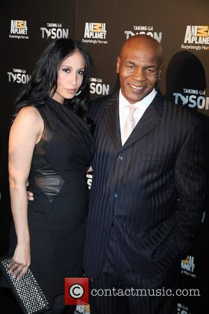 Tyson Set For Men In Black Role